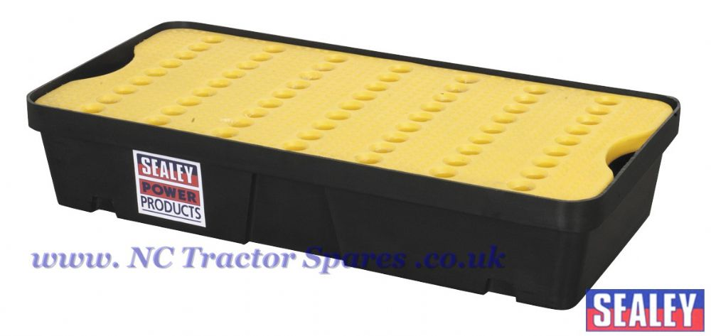 Spill Tray 30ltr with Platform